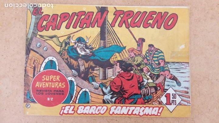 Tebeos: EL CAPITÀN TRUENO ORIGINAL AÑO 1956 COMPLETA Y SUELTA 1 AL 618 - VER TODAS LAS PORTADAS, MUY BUENA - Foto 353 - 204841075