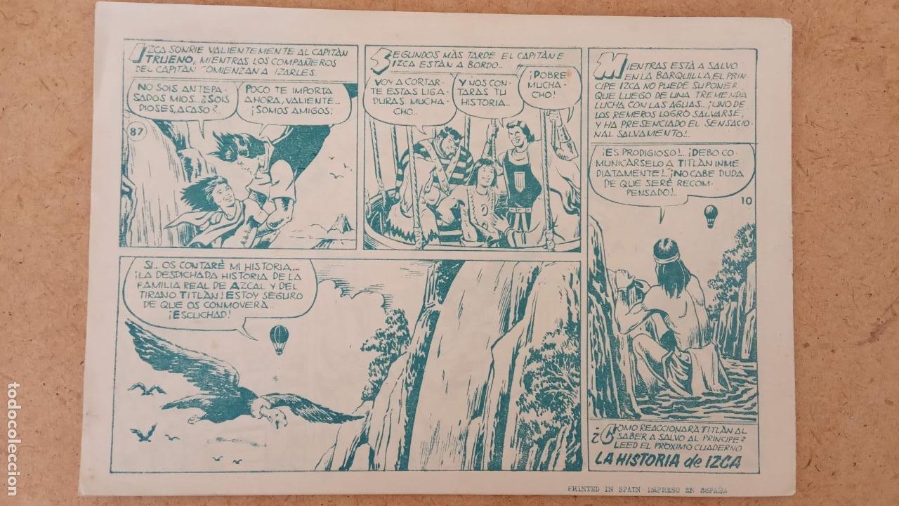 Tebeos: EL CAPITÀN TRUENO ORIGINAL AÑO 1956 COMPLETA Y SUELTA 1 AL 618 - VER TODAS LAS PORTADAS, MUY BUENA - Foto 405 - 204841075