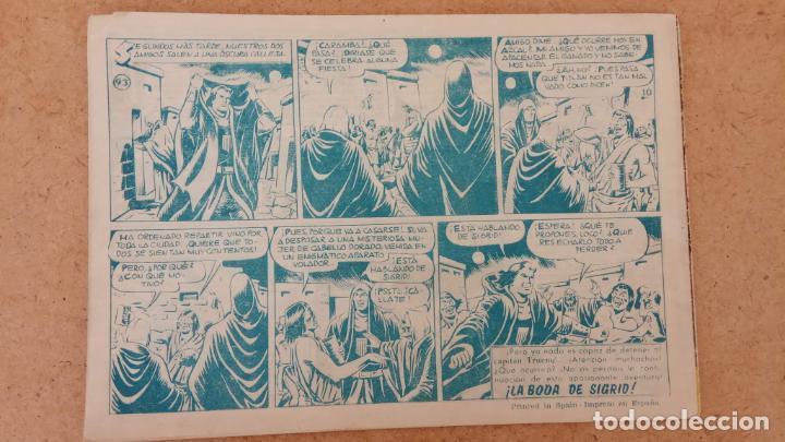 Tebeos: EL CAPITÀN TRUENO ORIGINAL AÑO 1956 COMPLETA Y SUELTA 1 AL 618 - VER TODAS LAS PORTADAS, MUY BUENA - Foto 415 - 204841075