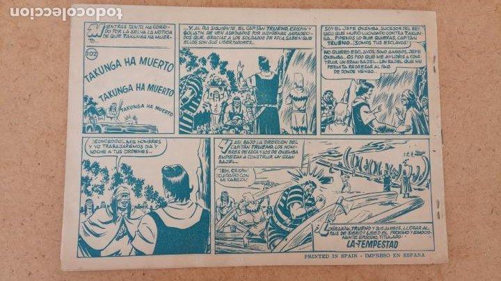 Tebeos: EL CAPITÀN TRUENO ORIGINAL AÑO 1956 COMPLETA Y SUELTA 1 AL 618 - VER TODAS LAS PORTADAS, MUY BUENA - Foto 430 - 204841075