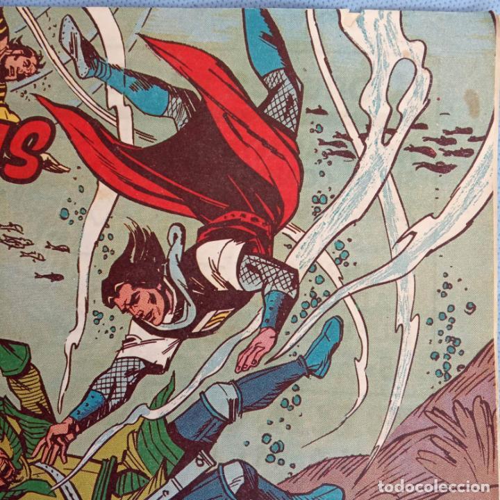 Tebeos: EL CAPITÀN TRUENO ORIGINAL AÑO 1956 COMPLETA Y SUELTA 1 AL 618 - VER TODAS LAS PORTADAS, MUY BUENA - Foto 462 - 204841075