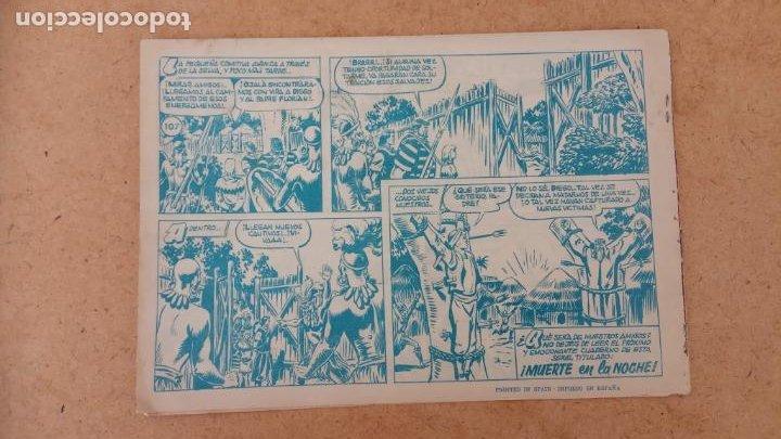 Tebeos: EL CAPITÀN TRUENO ORIGINAL AÑO 1956 COMPLETA Y SUELTA 1 AL 618 - VER TODAS LAS PORTADAS, MUY BUENA - Foto 481 - 204841075