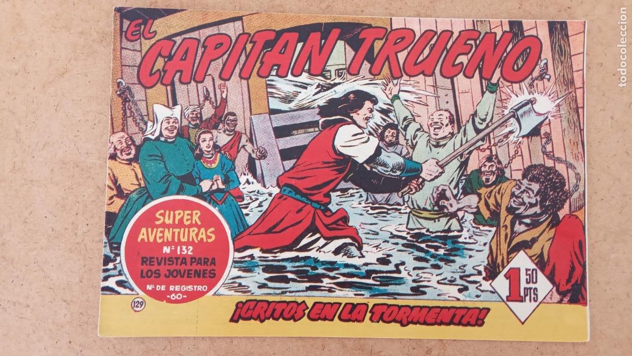 Tebeos: EL CAPITÀN TRUENO ORIGINAL AÑO 1956 COMPLETA Y SUELTA 1 AL 618 - VER TODAS LAS PORTADAS, MUY BUENA - Foto 496 - 204841075