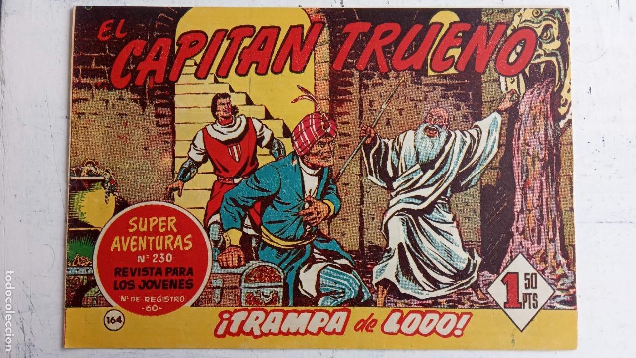 Tebeos: EL CAPITÀN TRUENO ORIGINAL AÑO 1956 COMPLETA Y SUELTA 1 AL 618 - VER TODAS LAS PORTADAS, MUY BUENA - Foto 525 - 204841075