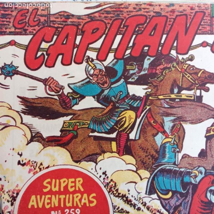 Tebeos: EL CAPITÀN TRUENO ORIGINAL AÑO 1956 COMPLETA Y SUELTA 1 AL 618 - VER TODAS LAS PORTADAS, MUY BUENA - Foto 547 - 204841075