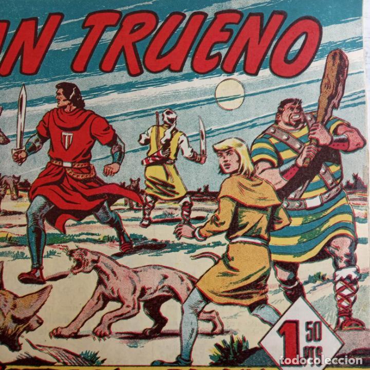 Tebeos: EL CAPITÀN TRUENO ORIGINAL AÑO 1956 COMPLETA Y SUELTA 1 AL 618 - VER TODAS LAS PORTADAS, MUY BUENA - Foto 550 - 204841075