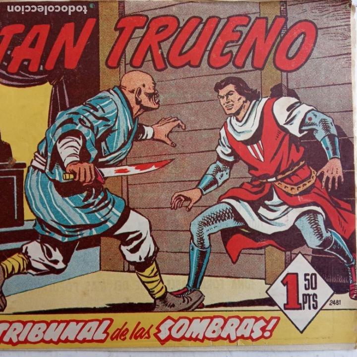 Tebeos: EL CAPITÀN TRUENO ORIGINAL AÑO 1956 COMPLETA Y SUELTA 1 AL 618 - VER TODAS LAS PORTADAS, MUY BUENA - Foto 554 - 204841075