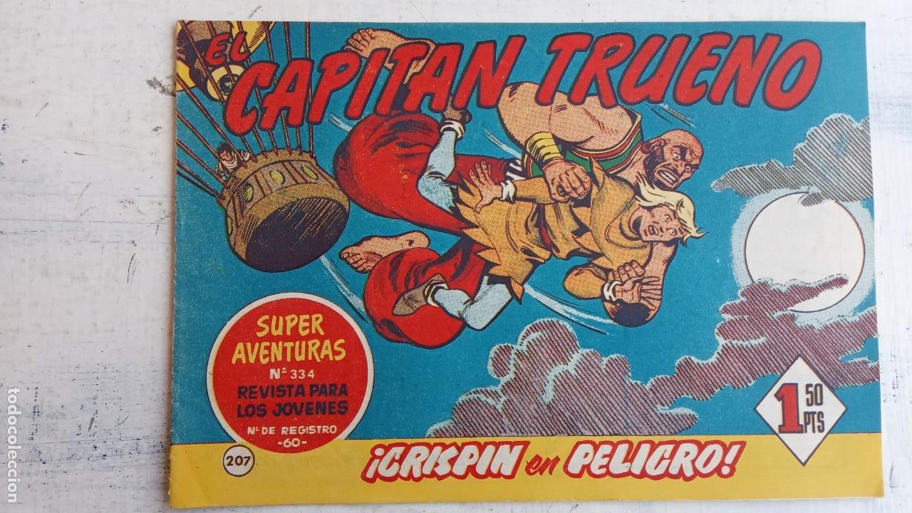 Tebeos: EL CAPITÀN TRUENO ORIGINAL AÑO 1956 COMPLETA Y SUELTA 1 AL 618 - VER TODAS LAS PORTADAS, MUY BUENA - Foto 590 - 204841075