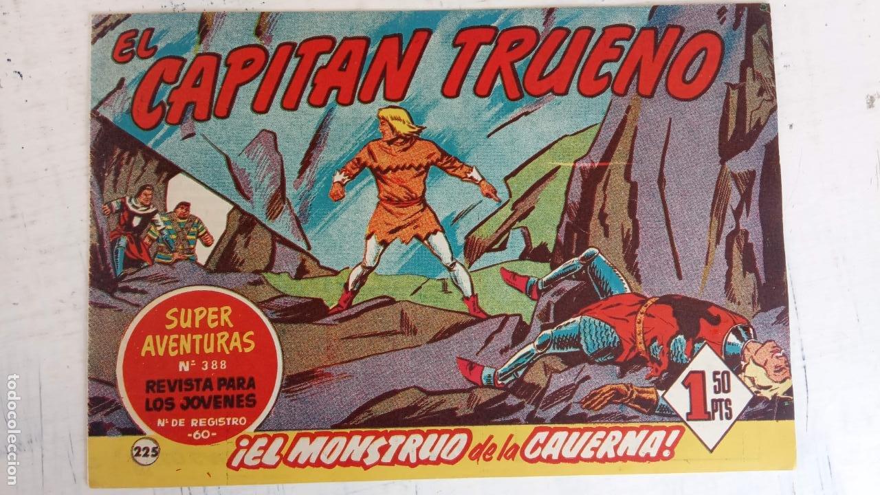 Tebeos: EL CAPITÀN TRUENO ORIGINAL AÑO 1956 COMPLETA Y SUELTA 1 AL 618 - VER TODAS LAS PORTADAS, MUY BUENA - Foto 597 - 204841075