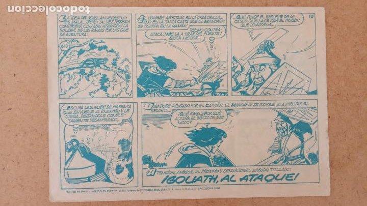 Tebeos: EL CAPITÀN TRUENO ORIGINAL AÑO 1956 COMPLETA Y SUELTA 1 AL 618 - VER TODAS LAS PORTADAS, MUY BUENA - Foto 661 - 204841075