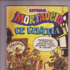 Tebeos: MORTADELO - ESPECIAL DE PELICULA - AÑO 1984. Lote 204988277