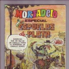 Tebeos: MORTADELO - ESPECIAL ESPUELAS DE PLATA - Nº177 AÑO 1984. Lote 204988675