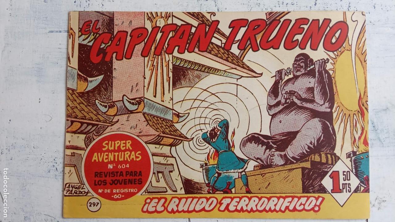 Tebeos: EL CAPITÀN TRUENO ORIGINAL AÑO 1956 COMPLETA Y SUELTA 1 AL 618 - VER TODAS LAS PORTADAS, MUY BUENA - Foto 681 - 204841075