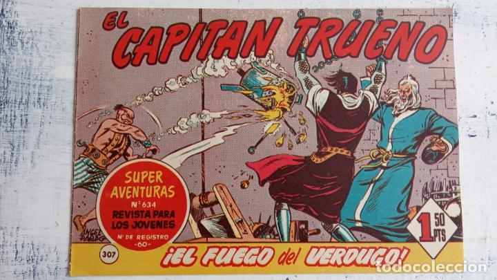 Tebeos: EL CAPITÀN TRUENO ORIGINAL AÑO 1956 COMPLETA Y SUELTA 1 AL 618 - VER TODAS LAS PORTADAS, MUY BUENA - Foto 690 - 204841075