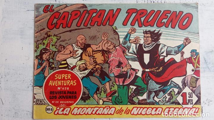 Tebeos: EL CAPITÀN TRUENO ORIGINAL AÑO 1956 COMPLETA Y SUELTA 1 AL 618 - VER TODAS LAS PORTADAS, MUY BUENA - Foto 731 - 204841075