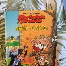 Tebeos: MORTADELO Y FILEMON- MAGOS DEL HUMOR - MAGIN EL MAGO - TAPA DURA-CIRCULO DE LECTORES - 1994. Lote 205030625