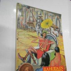 Tebeos: ANTIGUO COMIC JABATO EDICION COLECCINABLE HISTORICA. Lote 205037551