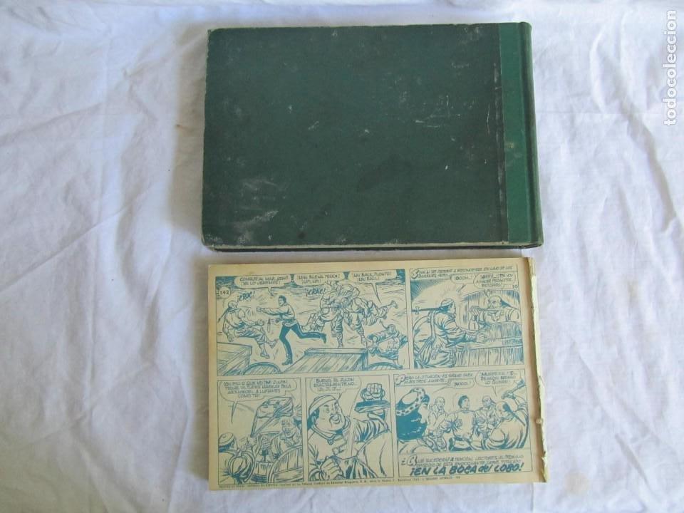 Tebeos: 66 números de El Cosaco Verde, encuadernados 1961 - Foto 3 - 205042187