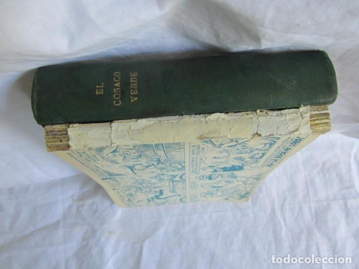 Tebeos: 66 números de El Cosaco Verde, encuadernados 1961 - Foto 4 - 205042187