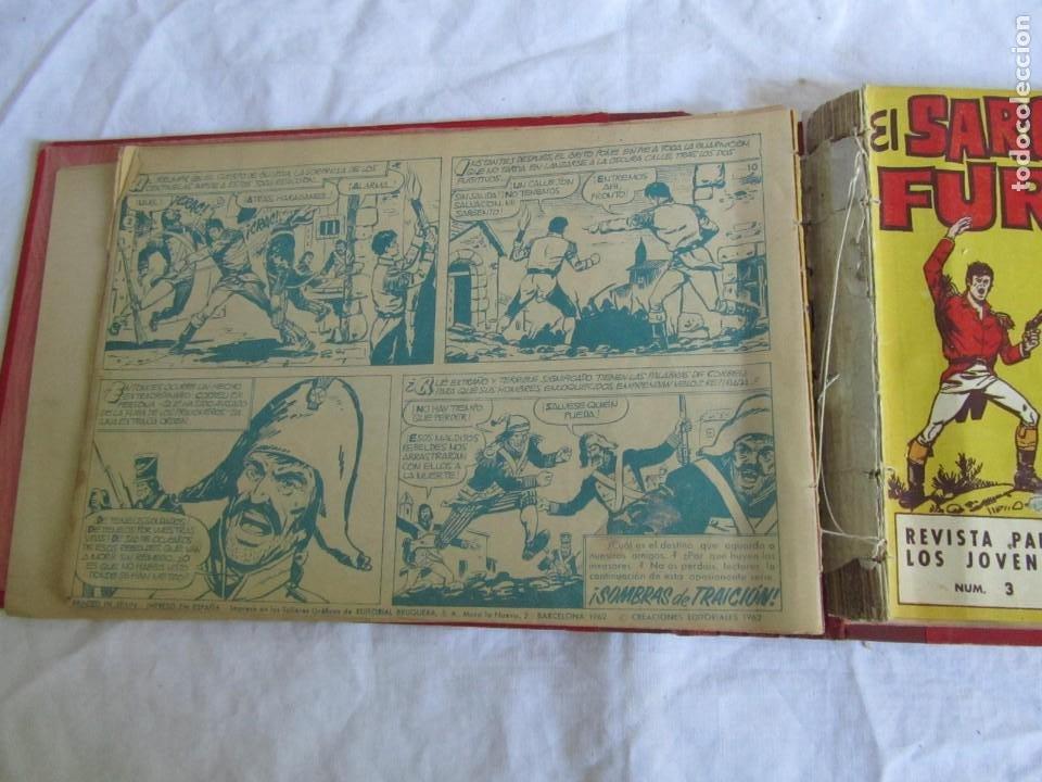Tebeos: 35 números de Sargento Furia, de nº 2 al 36, 1962 - Foto 6 - 205042687
