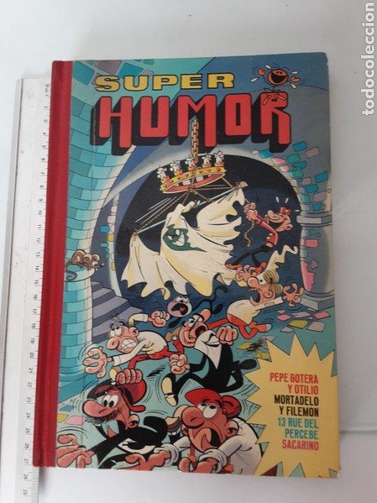 SÚPER HUMOR VOLUMEN 7 (Tebeos y Comics - Bruguera - Super Humor)