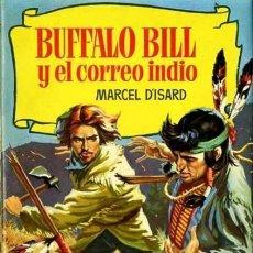 Tebeos: HISTORIAS-BRUGUERA-ORIGINAL- Nº 149 -BUFFALO BILL Y EL CORREO INDIO-1962-BUENO-DIFÍCIL-LEAN-3403. Lote 205299805