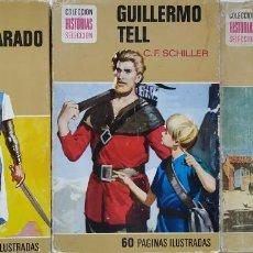 Tebeos: COLECCIÓN HISTORIA SELECCIÓN. BRUGUERA, 1974. PUCK Y EL TESORO (JUVENTUD, 1977). Lote 205400493