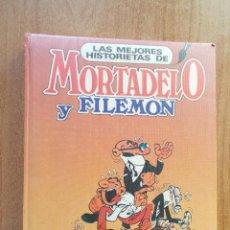 Tebeos: LAS MEJORES HISTORIETAS DE MORTADELO Y FILEMON-COMIC EN COLOR-TOMO 3-. Lote 205405201