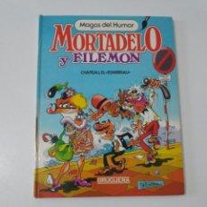 Tebeos: MORTADELO Y FILEMÓN NÚMERO 8 MAGOS DEL HUMOR 1 EDICIÓN 1985 EDITORIAL BRUGUERA. Lote 205445771