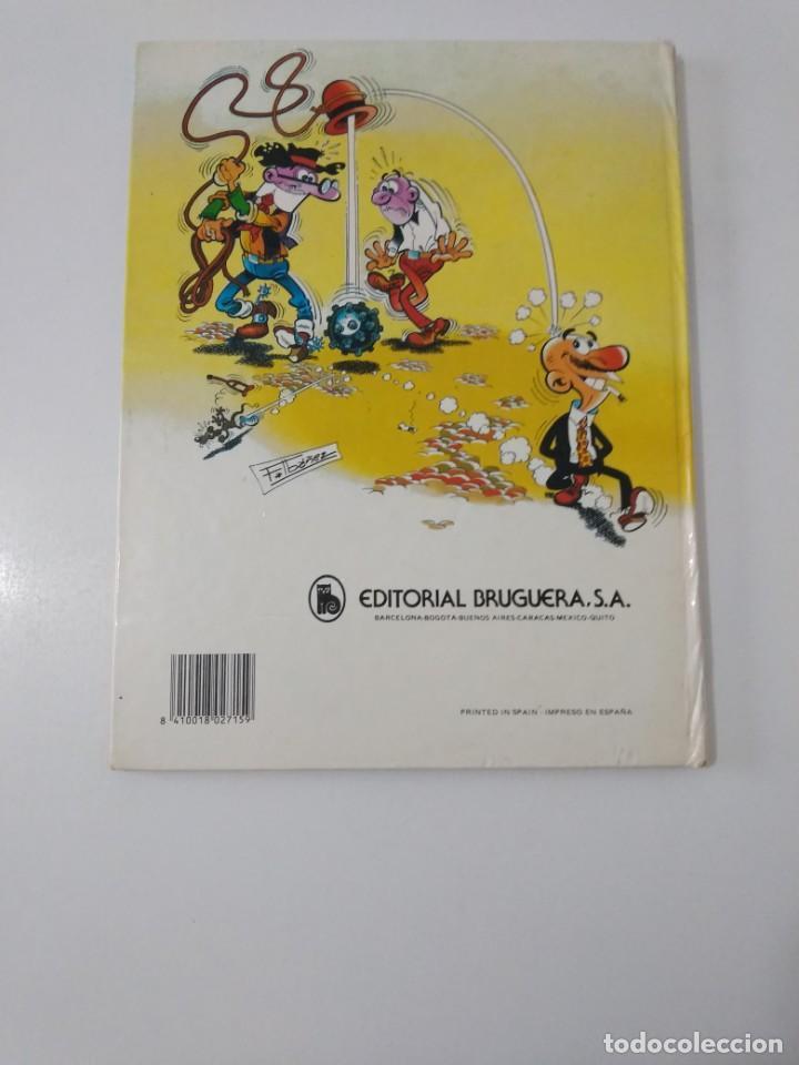 Tebeos: Mortadelo y Filemón número 8 Magos del Humor 1 Edición 1985 Editorial Bruguera - Foto 2 - 205445771