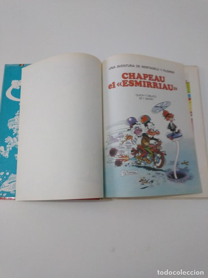 Tebeos: Mortadelo y Filemón número 8 Magos del Humor 1 Edición 1985 Editorial Bruguera - Foto 5 - 205445771