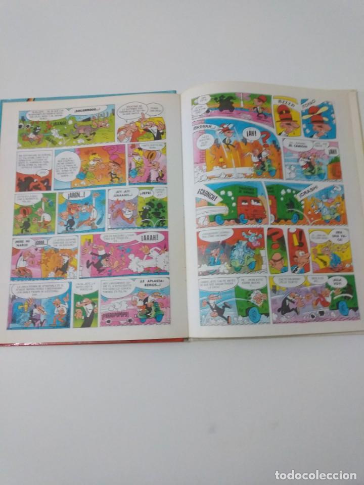 Tebeos: Mortadelo y Filemón número 8 Magos del Humor 1 Edición 1985 Editorial Bruguera - Foto 7 - 205445771