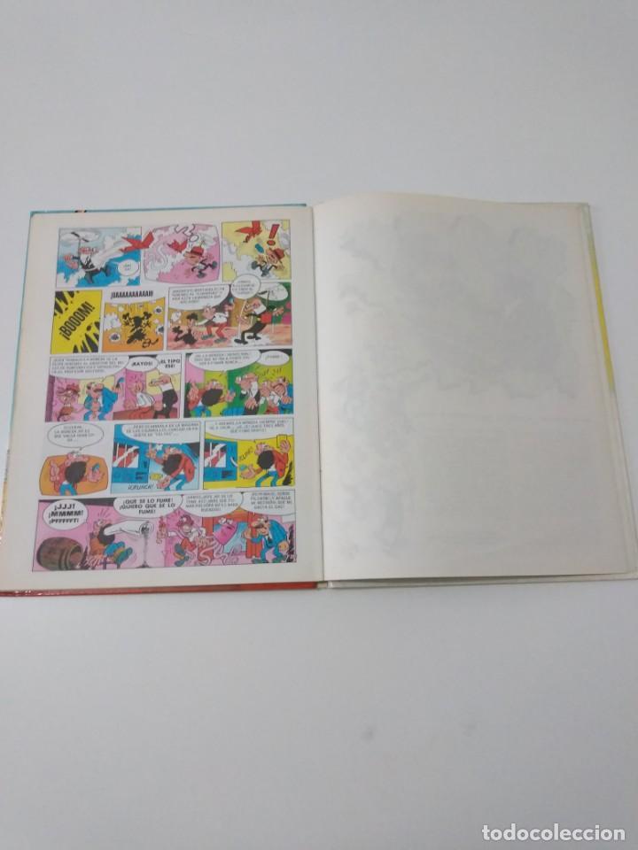 Tebeos: Mortadelo y Filemón número 8 Magos del Humor 1 Edición 1985 Editorial Bruguera - Foto 9 - 205445771