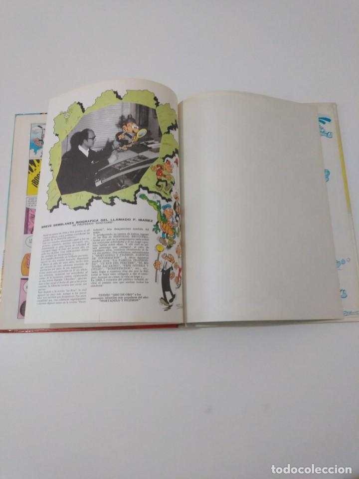 Tebeos: Mortadelo y Filemón número 8 Magos del Humor 1 Edición 1985 Editorial Bruguera - Foto 10 - 205445771