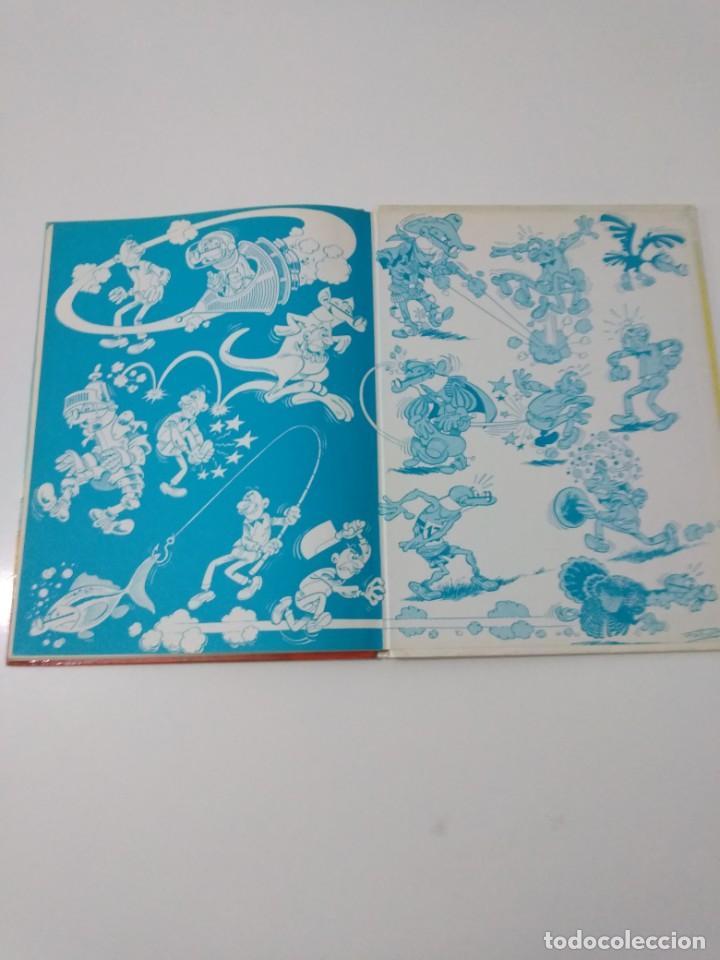 Tebeos: Mortadelo y Filemón número 8 Magos del Humor 1 Edición 1985 Editorial Bruguera - Foto 11 - 205445771
