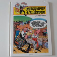 Tebeos: MORTADELO Y FILEMÓN EL TRASTOMOVIL 2 EDICIÓN 1998 EDITORIAL PLURAL. Lote 205515945