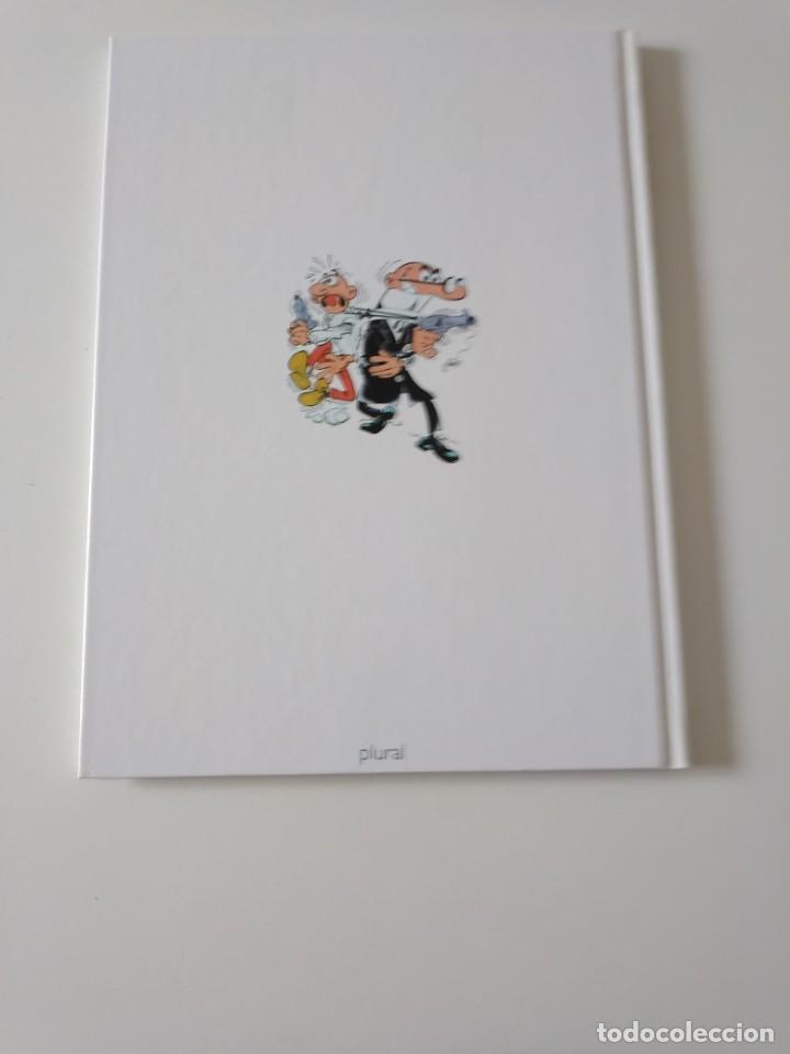 Tebeos: Mortadelo y Filemón Su Vida Privada 2 Edición 1998 Editorial Plural - Foto 2 - 205516758