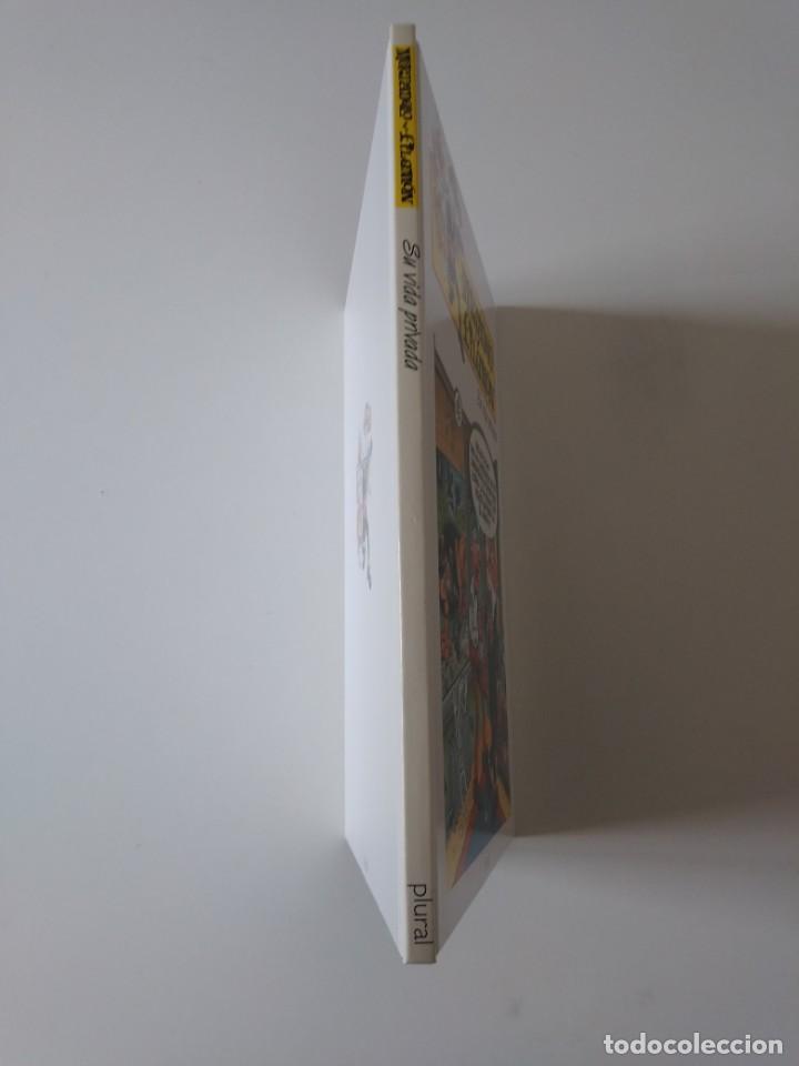 Tebeos: Mortadelo y Filemón Su Vida Privada 2 Edición 1998 Editorial Plural - Foto 3 - 205516758
