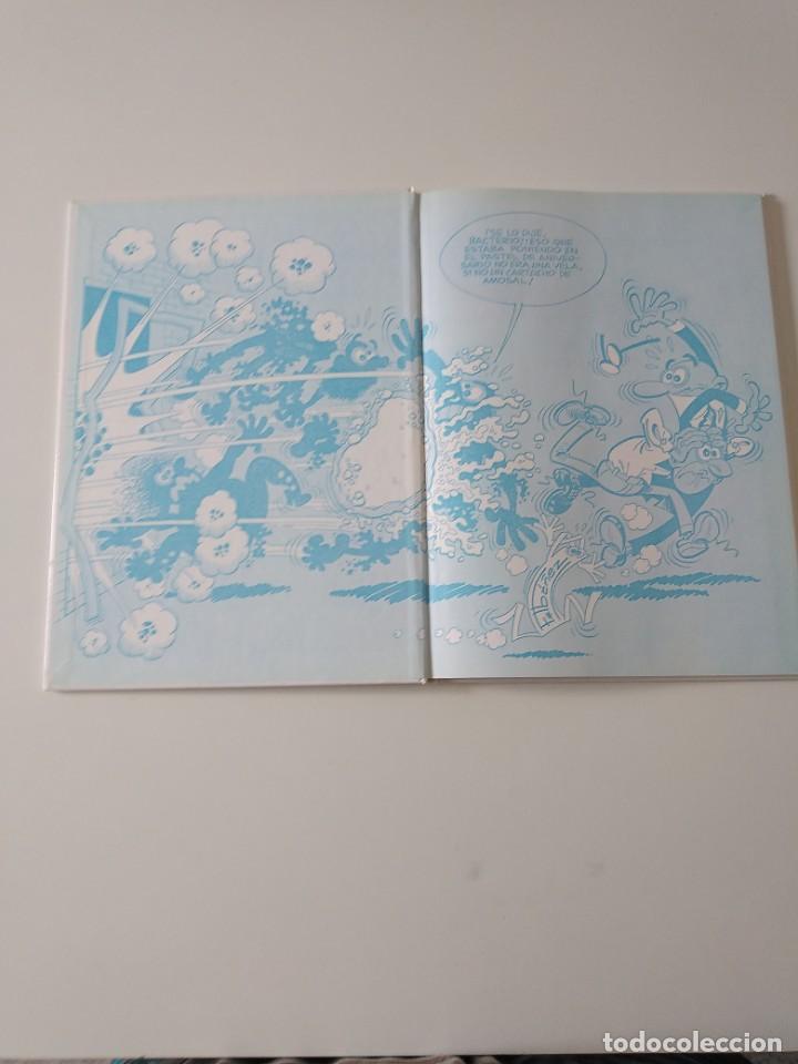 Tebeos: Mortadelo y Filemón Su Vida Privada 2 Edición 1998 Editorial Plural - Foto 4 - 205516758