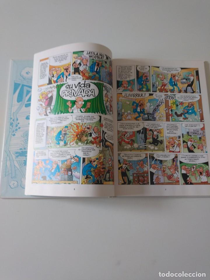 Tebeos: Mortadelo y Filemón Su Vida Privada 2 Edición 1998 Editorial Plural - Foto 6 - 205516758