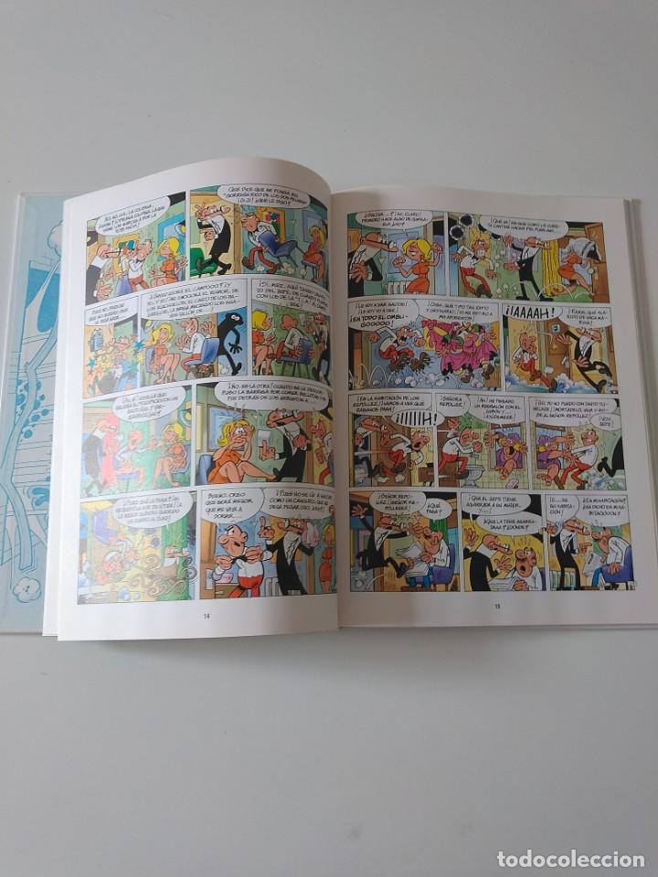 Tebeos: Mortadelo y Filemón Su Vida Privada 2 Edición 1998 Editorial Plural - Foto 7 - 205516758