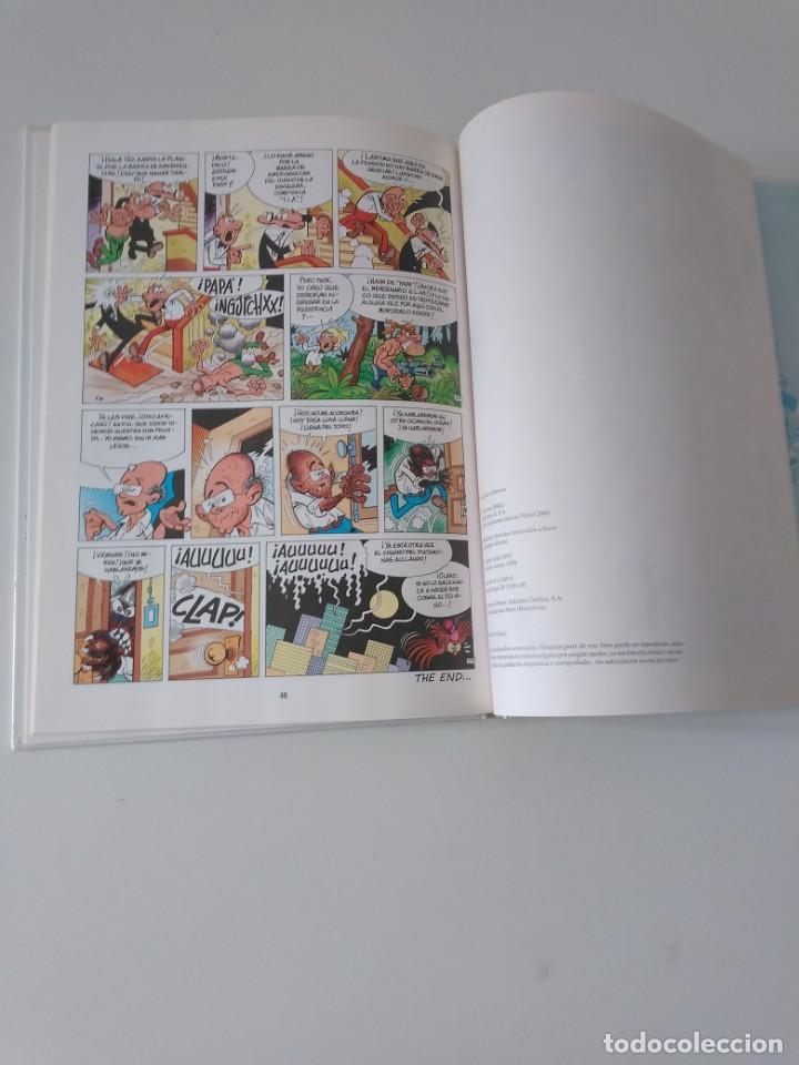 Tebeos: Mortadelo y Filemón Su Vida Privada 2 Edición 1998 Editorial Plural - Foto 8 - 205516758