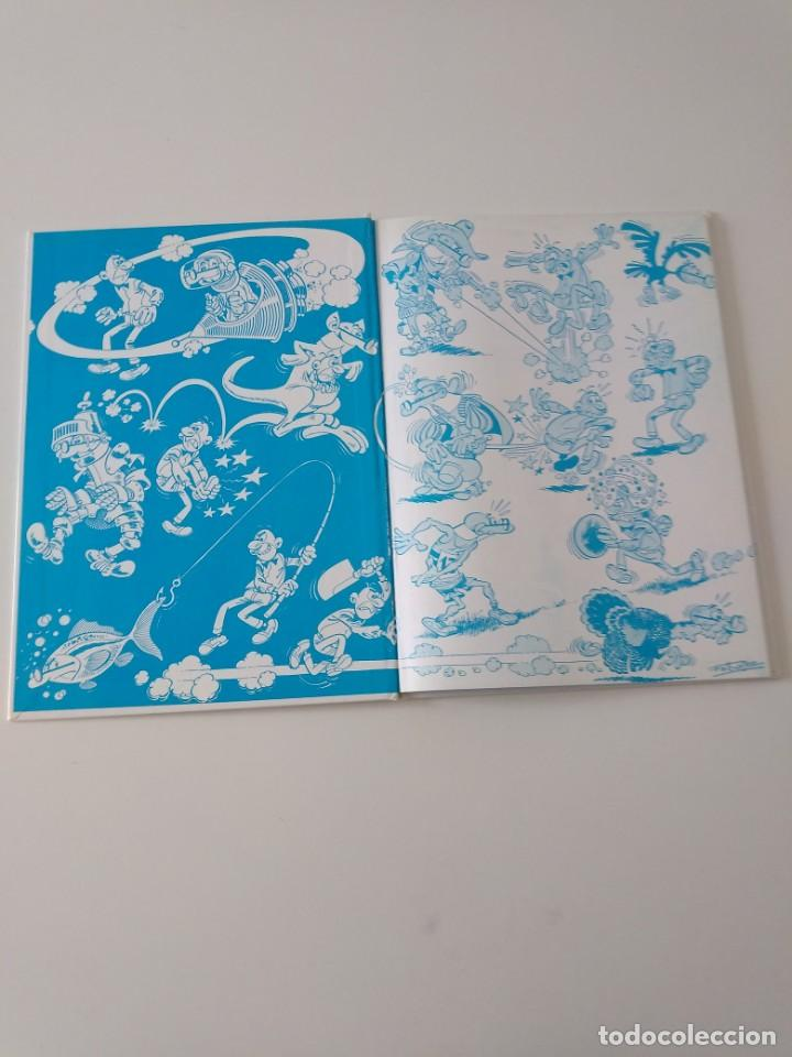 Tebeos: Mortadelo y Filemón Los Inventos del Profesor Bacterio 2 Edición 1998 Editorial Plural - Foto 4 - 205517592