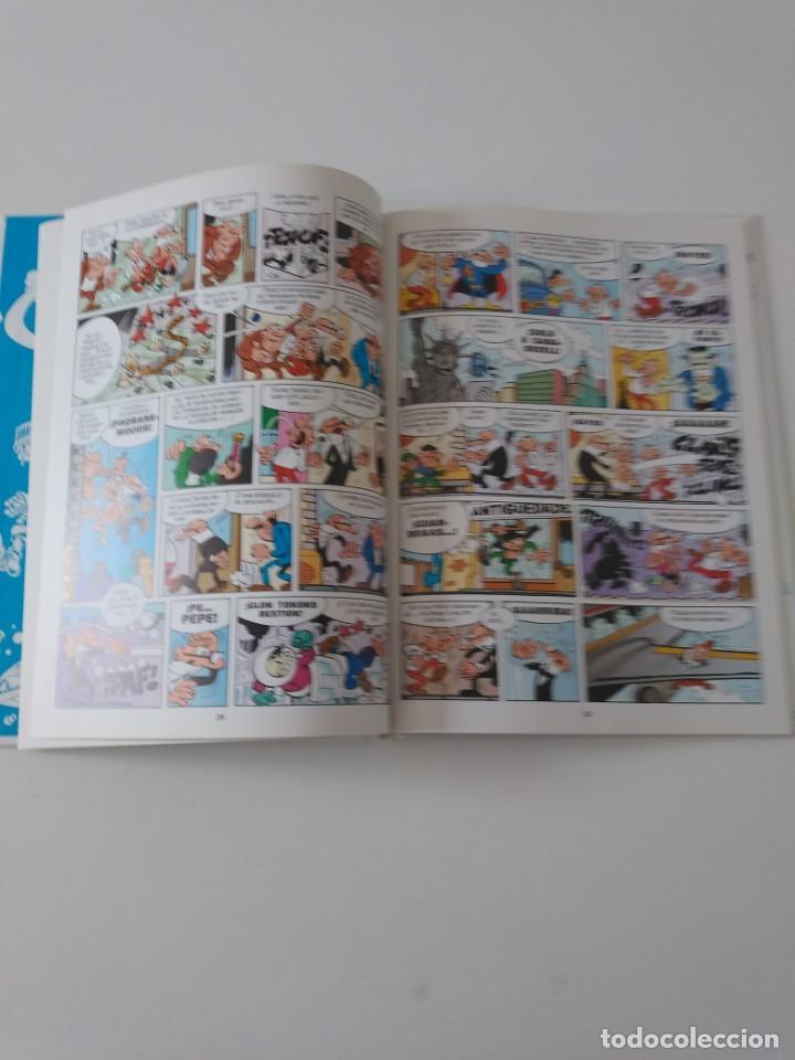 Tebeos: Mortadelo y Filemón Los Inventos del Profesor Bacterio 2 Edición 1998 Editorial Plural - Foto 7 - 205517592