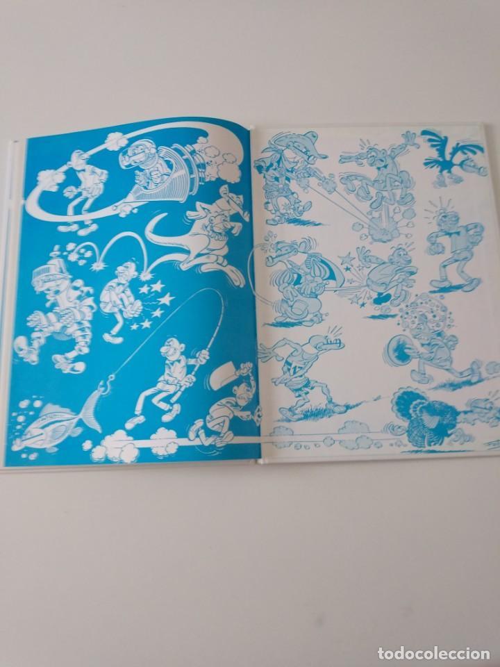 Tebeos: Mortadelo y Filemón Los Inventos del Profesor Bacterio 2 Edición 1998 Editorial Plural - Foto 9 - 205517592