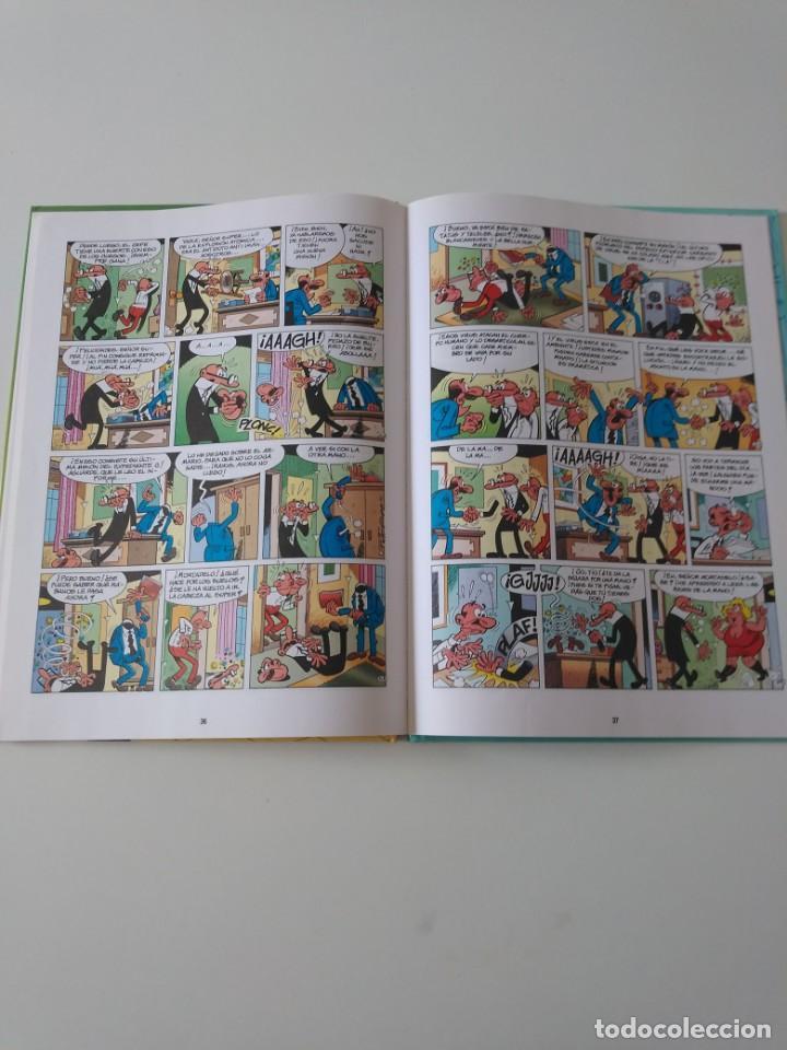 Tebeos: Mortadelo y Filemón número 1 Expediente J Grandes del Humor 1996 El Periódico - Foto 7 - 205518573