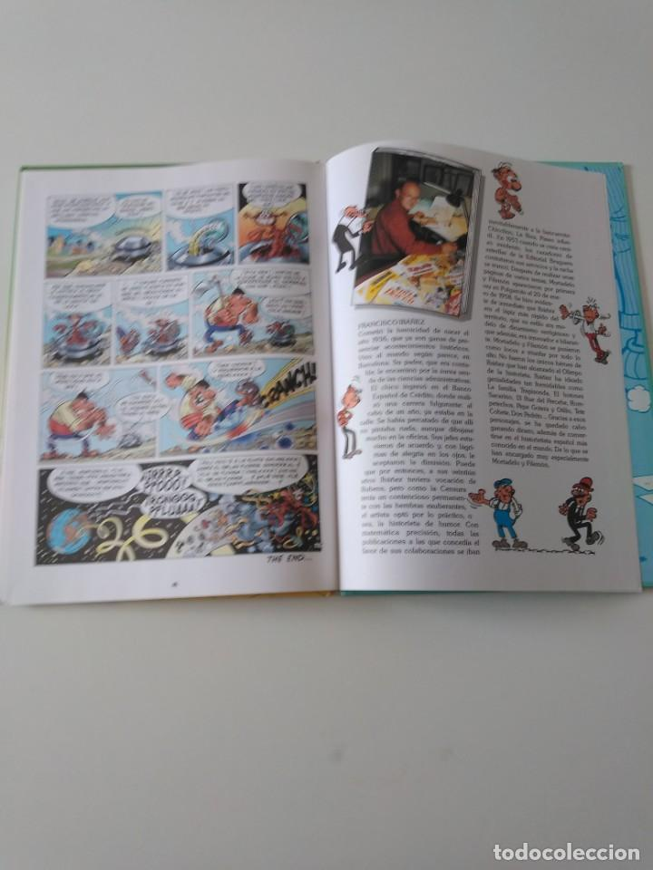 Tebeos: Mortadelo y Filemón número 1 Expediente J Grandes del Humor 1996 El Periódico - Foto 8 - 205518573