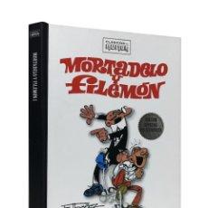 Tebeos: MORTADELO Y FILEMÓN // EDICIÓN ESPECIAL COLECCIONISTA // CLÁSICOS DEL HUMOR // RBA EDITORES 2008. Lote 288133143