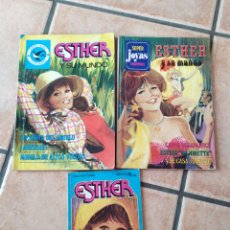 Tebeos: LOTE REVISTAS ESTHER. Lote 205555841