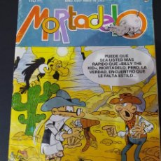 Tebeos: MORTADELO Nº 253, 1985 - PUBLICIDAD CEFA. Lote 205581571